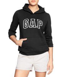GAP Factory - Arch Logo Hoodie - Lyst