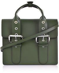 Vivienne Westwood - Alex Large Handbag 42030038 Green - Lyst