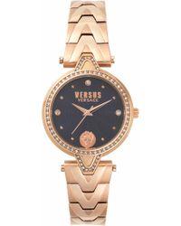 Versus - Versus V Watch Blue - Lyst