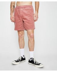 Insight - The Coastal Cord Short Rose - Lyst