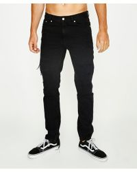 Insight - City Riot Jean Punked - Lyst