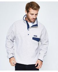 Patagonia Synchilla Snap-t Pullover Grey
