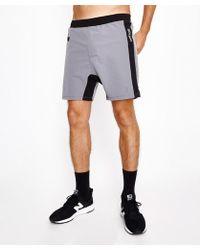 Zanerobe - Rec Type 1 Short Grey - Lyst