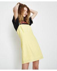 Insight - Spectra Dress Yellow - Lyst