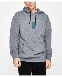 RVCA - Stretch Pullover Hood - Lyst