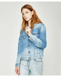 One Teaspoon - Blue Jane Rock N Roller Jacket - Lyst