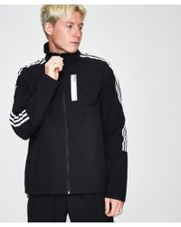 9397b62ac adidas Nmd Padded Bomber Jacket in Black for Men - Lyst