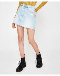 Insight - Sasha A-line Skirt Friday Blue - Lyst