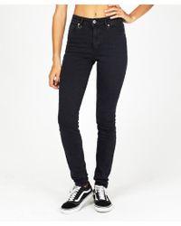 Neuw - Smith Skinny Perfect Black Jean - Lyst