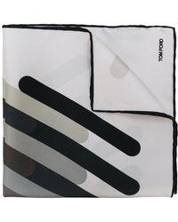 Tom Ford - Printed Pocket Square - Lyst