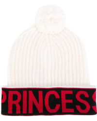 Dolce & Gabbana - Princess Pom Beanie - Lyst