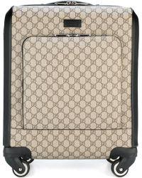 Gucci   Gg Supreme Trolley   Lyst