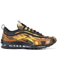 Nike - Air Max 97 Premium Qs Country Camo Trainers - Lyst