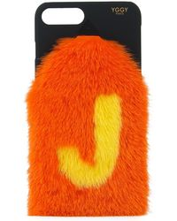 YGGY - Cover Plus With Fur - Lyst