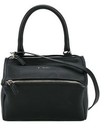 Givenchy - Small Pandora Bag In Grained Leather - Lyst