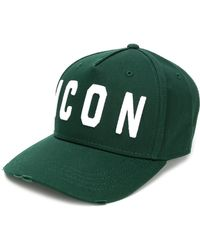 DSquared² - Icon Baseball Cap - Lyst
