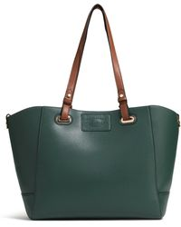 G.H. Bass & Co. - Samantha 2 In 1 Tote - Lyst