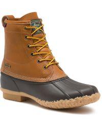 G.H.BASS - G.h. Bass Mallard Men's Classic Duck Boot - Lyst