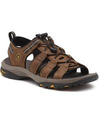G.H. Bass & Co. - Propel Premium Jungle Sandal - Lyst