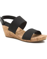 G.H. Bass & Co. - Laurie Comfort Sandal - Lyst