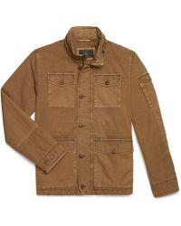 G.H. Bass & Co. - 4 Pkt Mechanic Jacket - Lyst