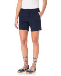 G.H. Bass & Co. - Flat Front Short - Lyst
