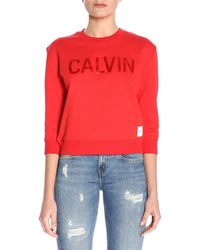 Calvin Klein - Sweatshirt Women - Lyst