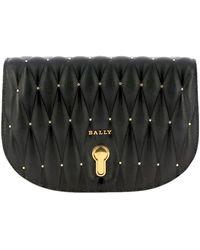 bb58e49427a84 Bally Crossbody Bags Shoulder Bag Women in Red - Lyst