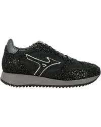 Mizuno - Glitter Embellished Sneakers - Lyst