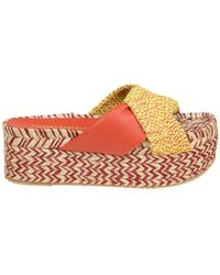 Paloma Barceló - Wedge Shoes Shoes Women - Lyst