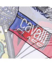 Class Roberto Cavalli - Roberto Cavalli Women's Foulard - Lyst