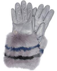 Cruciani - Gloves Woman - Lyst