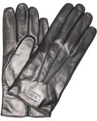 Armani - Gloves Man - Lyst