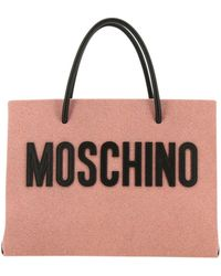 Boutique Moschino Tote Bags Women