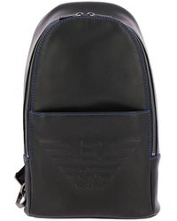 Emporio Armani - Backpack Women - Lyst