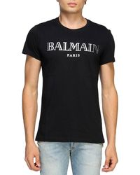 Balmain - T-shirt Men - Lyst