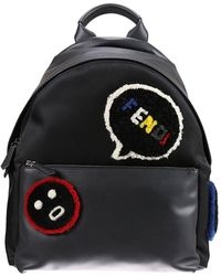 Fendi - Backpack Other Bags Man - Lyst