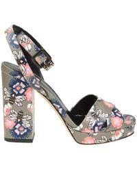 Furla - Heeled Sandals Shoes Women - Lyst
