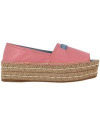 Prada - Espadrilles Shoes Women - Lyst