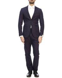 Eleventy - Suit Men - Lyst