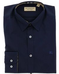 Burberry - Shirt Men - Lyst