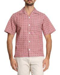 Prada - All Designer Products - Shirt Men - Lyst
