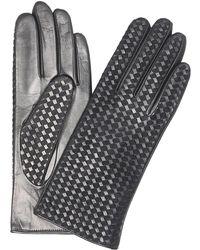 Armani - Leather Gloves  - Lyst