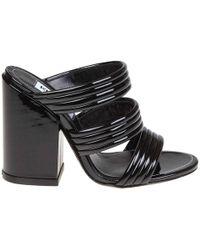 d88e3dca Women's KENZO Sandal heels On Sale - Lyst