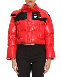 Miu Miu - Jacket Women - Lyst