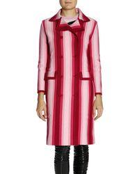 Moschino - Coat Women - Lyst