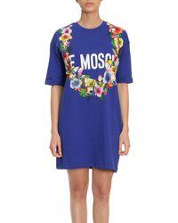 Love Moschino - Dress Women - Lyst