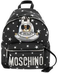 Moschino - Backpack Shoulder Bag Women - Lyst