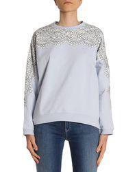 Twin Set - Sweatshirt Women - Lyst