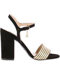 Patrizia Pepe - Heeled Sandals Shoes Women - Lyst